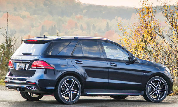 mercedes amg gle 43 4matic 2016 preis bild 3. Black Bedroom Furniture Sets. Home Design Ideas