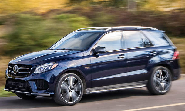 Mercedes-AMG GLE 43 4Matic (2016)