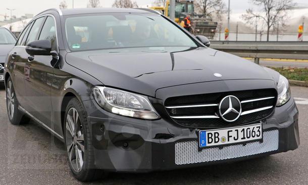 Mercedes C-Klasse T-Modell Facelift (2017)