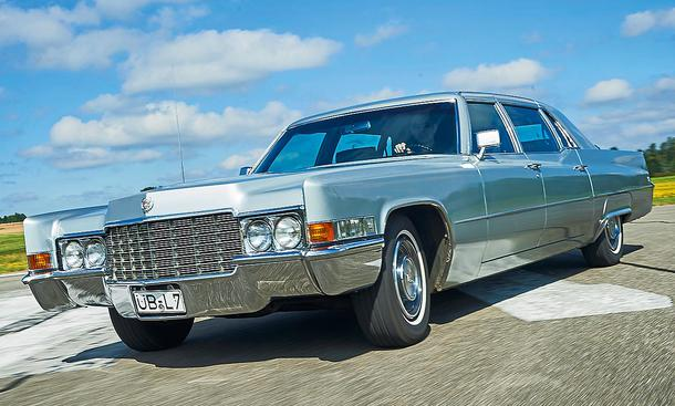 Cadillac Series 75 Fleetwood
