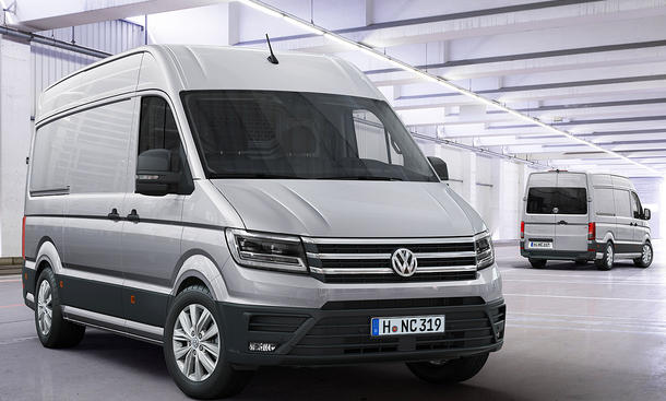 VW Crafter (2016)