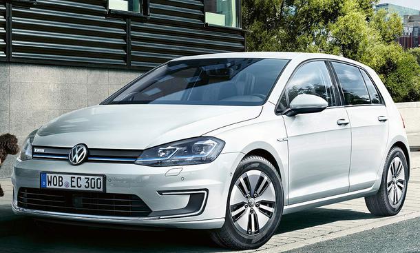 VW e-Golf Facelift (2017)