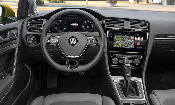 vw golf 7 facelift 2017 technische daten preis. Black Bedroom Furniture Sets. Home Design Ideas