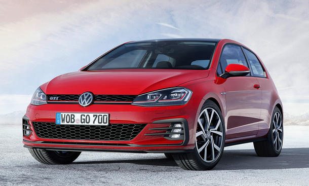vw golf 7 gti facelift 2017 preis update. Black Bedroom Furniture Sets. Home Design Ideas