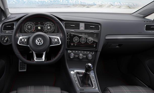 VW Golf 7 GTI Facelift (2017)