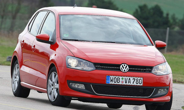 vw polo news bilder und auto tests. Black Bedroom Furniture Sets. Home Design Ideas