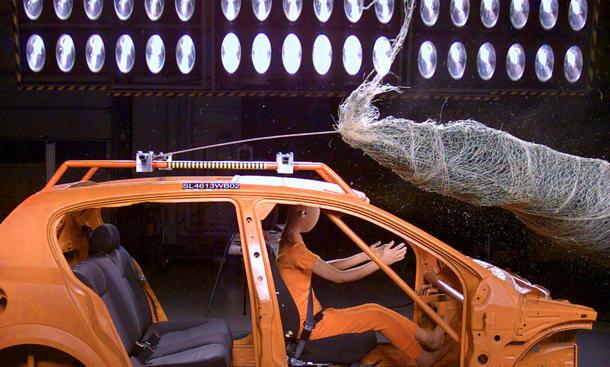 Weihnachtsbaum sicher transportieren