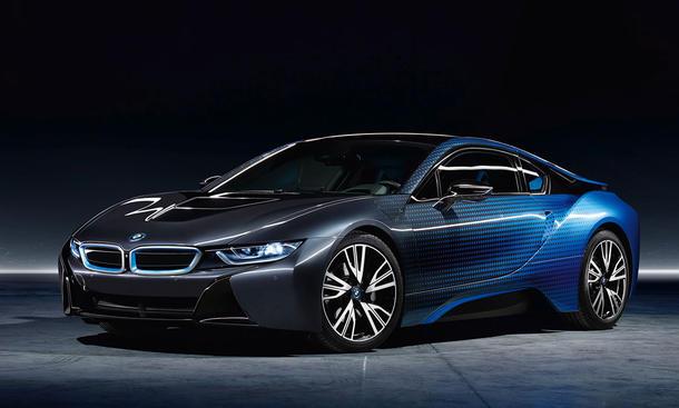 BMW i8 Facelift (2017)