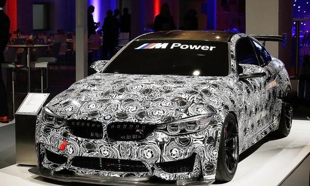 BMW M4 GT4 (2018)