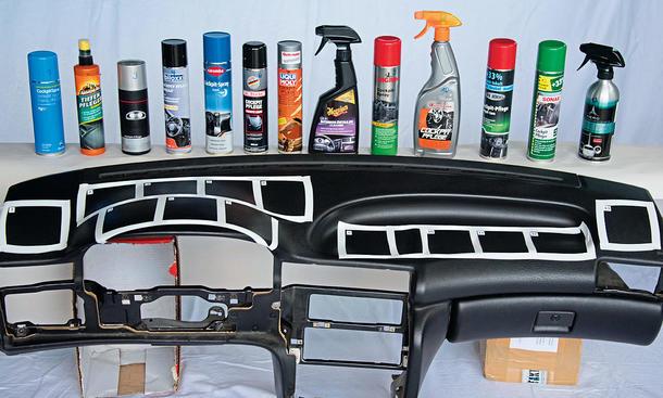 Cockpit-Sprays: Produkte und Tipps