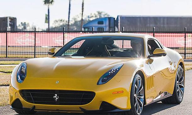 Ferrari SP75 RW Competizione
