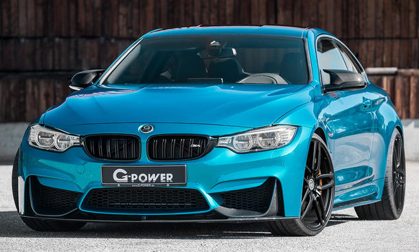 G-Power BMW M4 Competition: Tuning