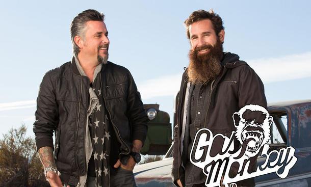 Gas Monkey Garage : Gas monkey garage aaron kaufman verlässt show update