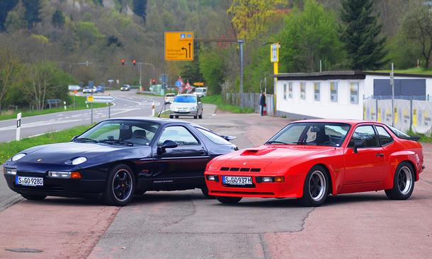 Porsche 924 Carrera GT/Porsche 928 GTS
