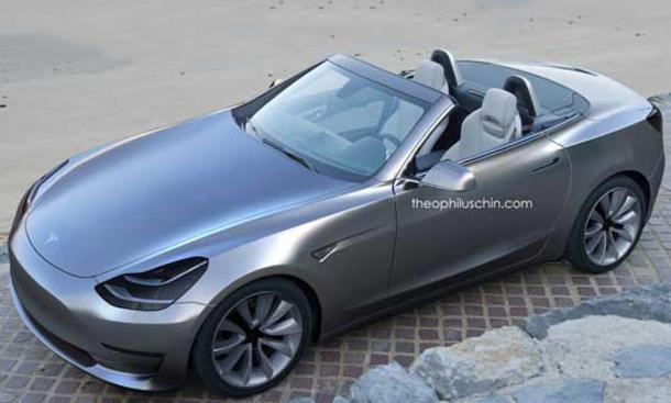 Tesla Roadster (2020)