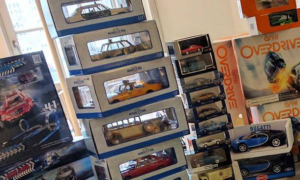 Weihnachtsgeschenke für Autofans
