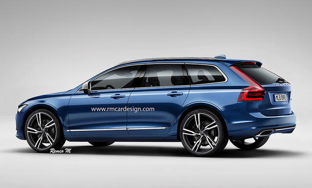 Volvo V60 (2018): Erste Informationen - autozeitung.de