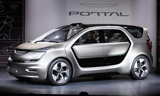 Chrysler Portal: CES 2017