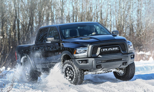 RAM 1500 Rebel Black Special Edition (2017)