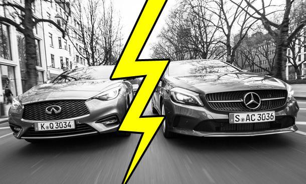 Infiniti-Kooperation mit Mercedes gescheitert