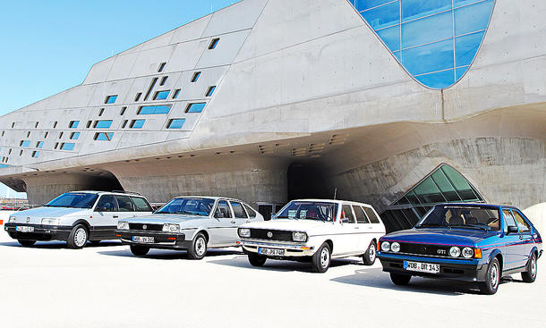 VW Passat: Classic Cars