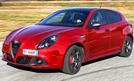 Alfa Romeo Giulietta Facelift (2016)