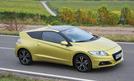 Honda CR-Z 1.5 IMA Hybrid Facelift Fahrbericht 2012