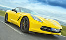 Bilder Chevrolet Corvette Stingray Einzeltest Test Supersportwagen