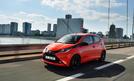 Toyota Aygo Test Bilder technische Daten