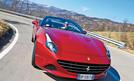 Ferrari California T Test Cabrio Roadster Sportwagen Front