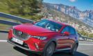 Mazda CX-3 Kompakt-SUV Test Fahrbericht Bilder