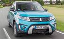 Suzuki Vitara 1.6 DDiS Mini-SUV Vergleichstest