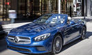 Mercedes SL Facelift 2016